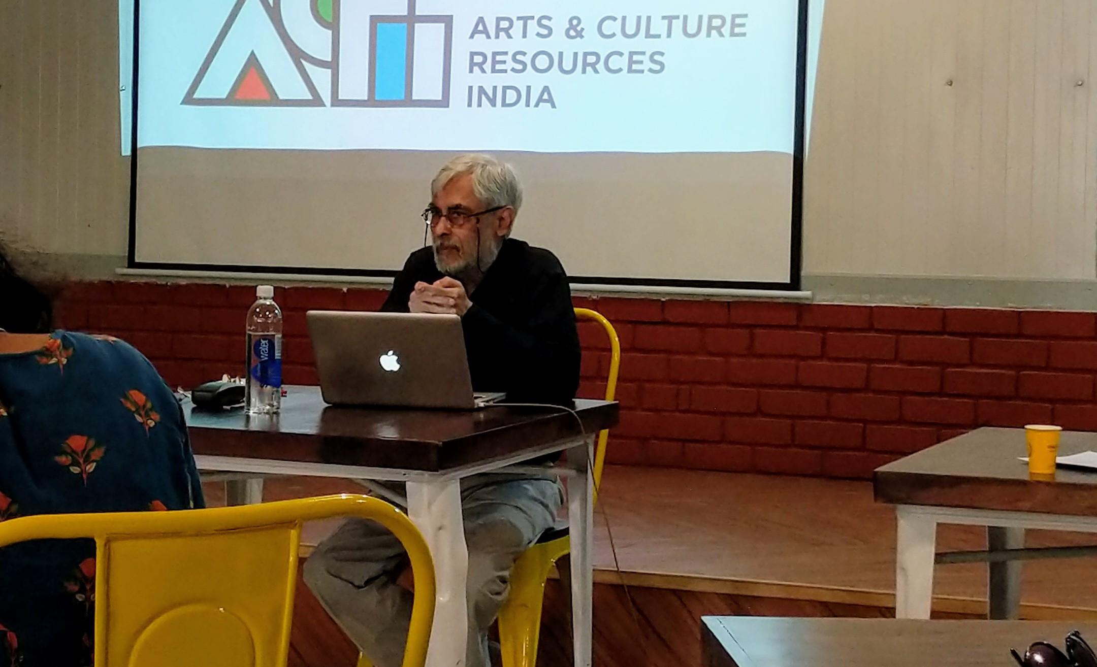 ACRI Bengaluru Grant Writing Anmol Vellani