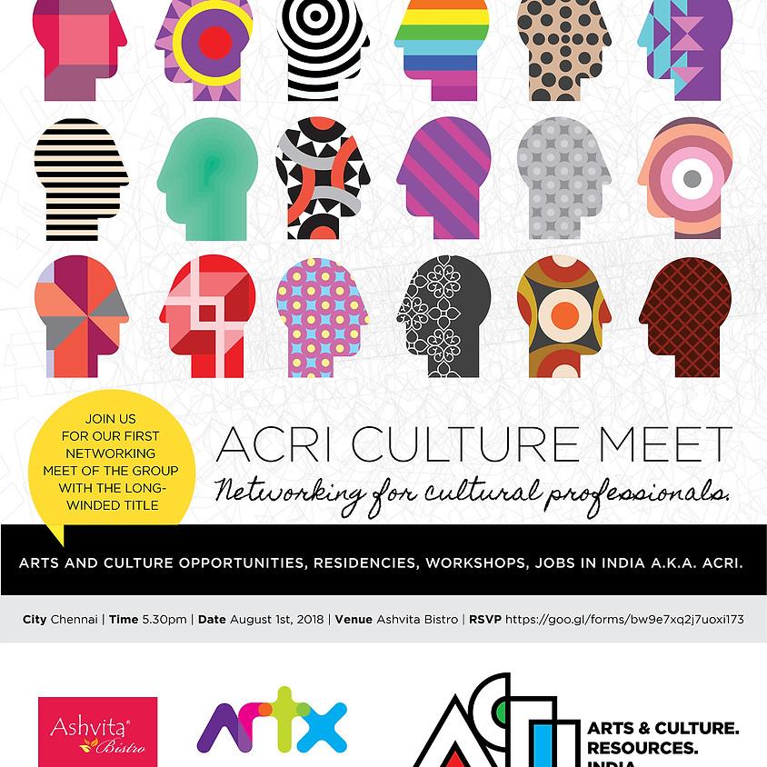 ACRI Culture Meet   Chennai (1)