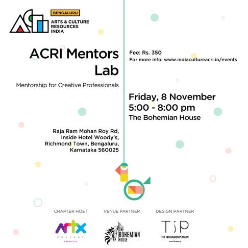 2019 | 08 Nov, ACRI Mentors Lab
