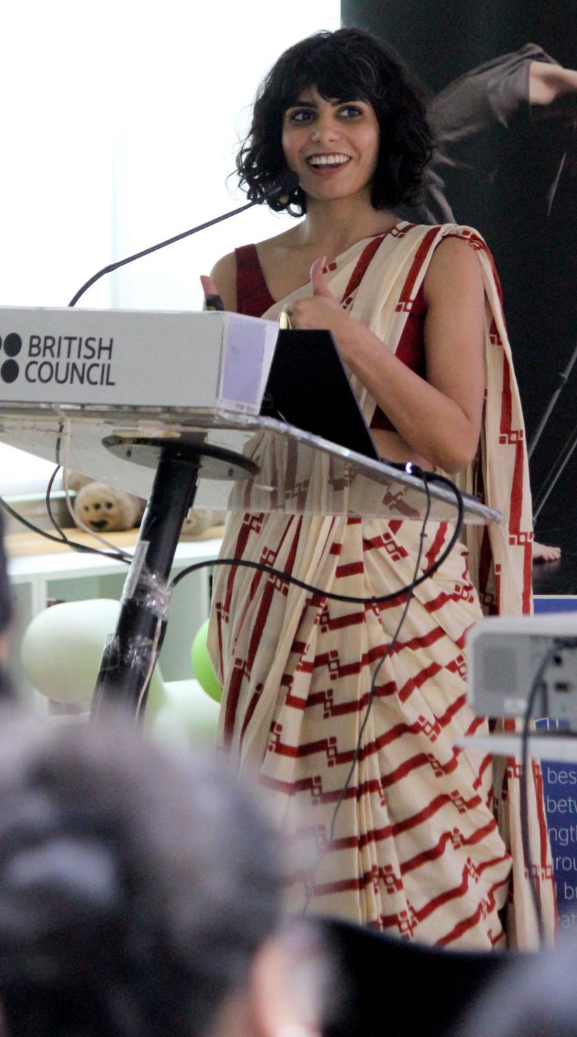 Rashmi Dhanwani ACRI Bengaluru British Council
