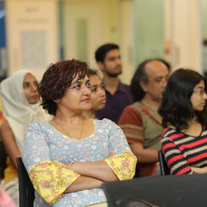 The Revolving Door: Diversity and Inclusion in Indian Arts Festivals - 29 Nov, 2019