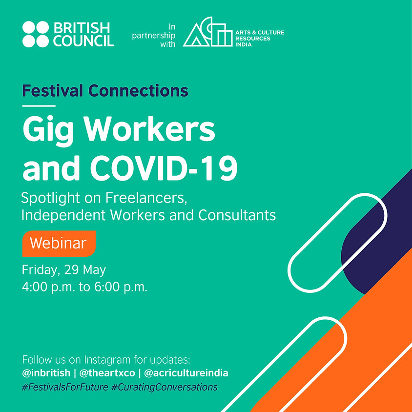 Gig Workers and COVID-19: Spotlight on Freelancers, Independent Workers and Consultants