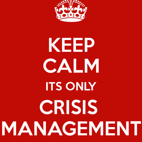 We are dealing with a crisis: COVID-19