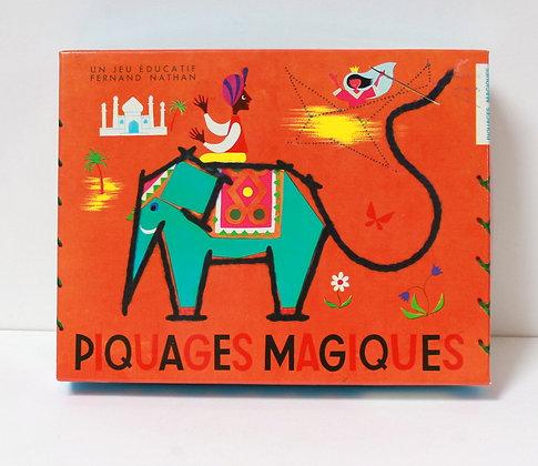 Piquages magiques