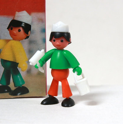 Figurine Charly Kit vintage collector
