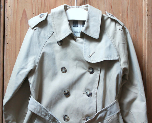 Trench Burberry - 5 ans