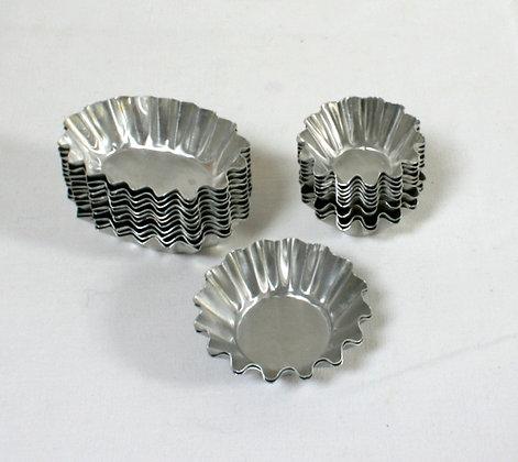 Moules à petits fours en aluminium