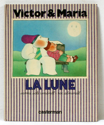 Victor et Maria - La lune
