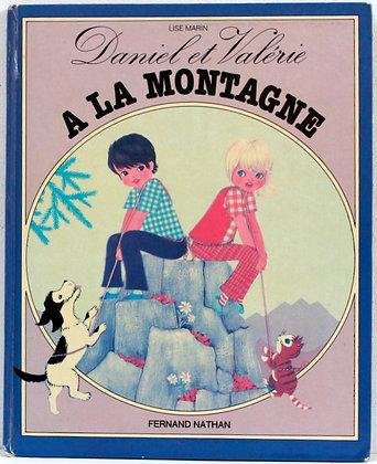 Daniel et Valérie à la montagne