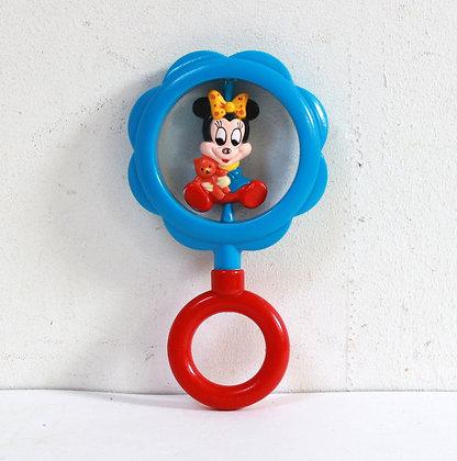 Hochet Minnie Disney vintage