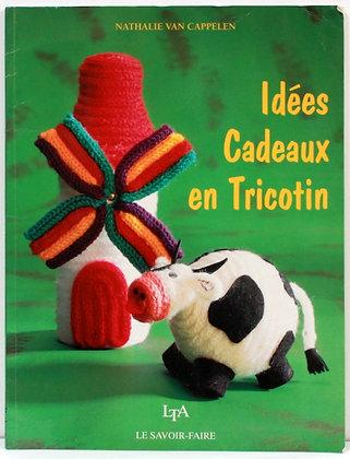 Idées cadeaux en tricotin