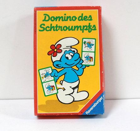 Domino des Schtroumpfs
