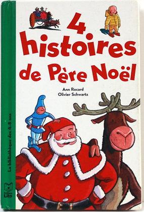 4 Histoires de Père Noël