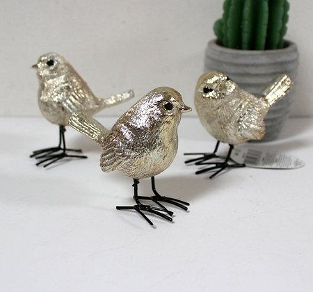 3 oiseaux décoratifs