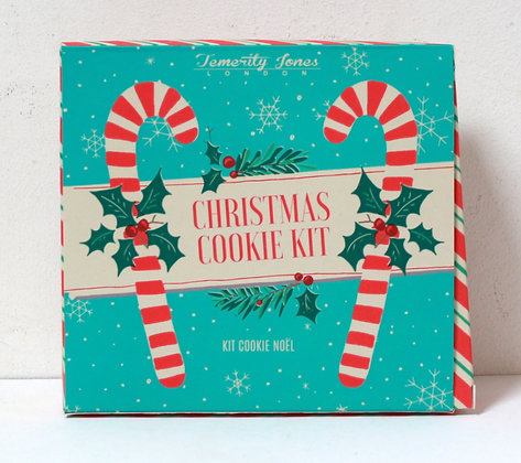 Kit à cookies de Noël