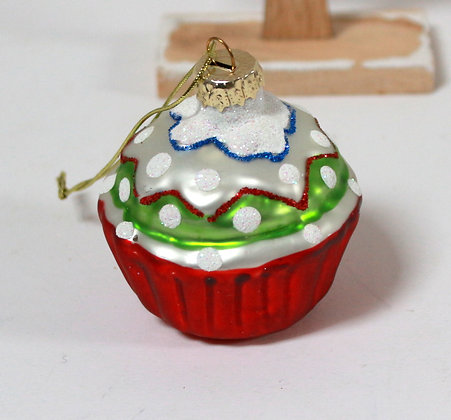 Ornement cup cake