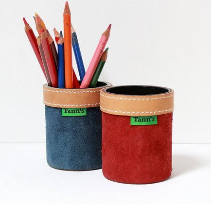 Pot à crayon Tann's vintage