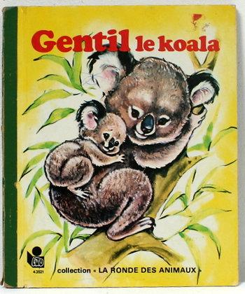 Gentil le koala