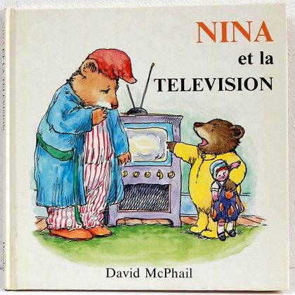 Nina et la télévision