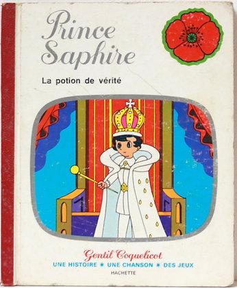 Prince Saphire - La potion de vérité