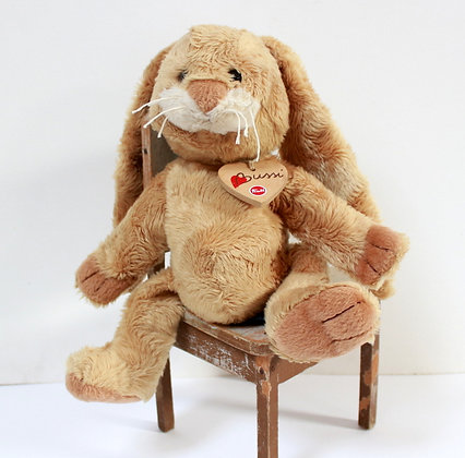 Peluche lapin Bussi