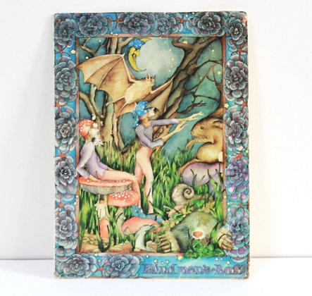 Puzzle Les Elfes