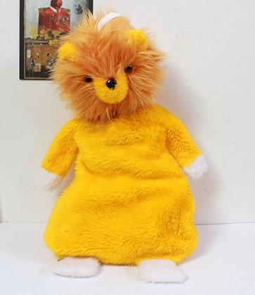 Peluche lion range-pyjama vintage