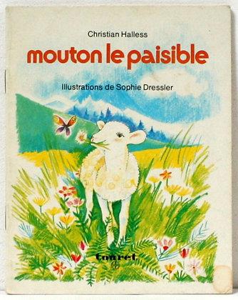 Mouton le paisible