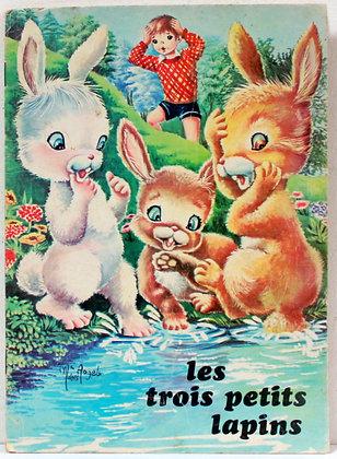 Les trois petits lapins