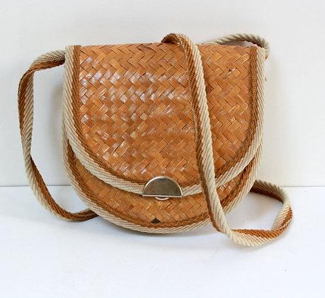 Mini sac en fibres de bambou