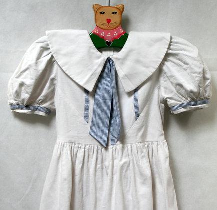 Robe vintage style marin