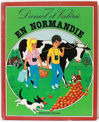 Daniel et Valérie en Normandie