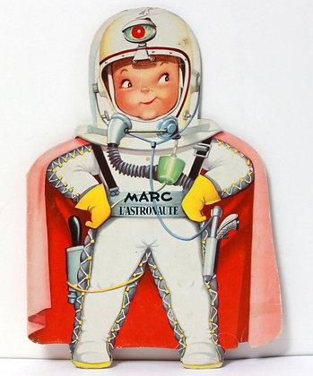 Marc l'astronaute