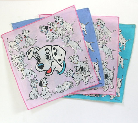 Mouchoirs 101 Dalmatiens