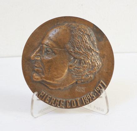 Médaille politique en bronze