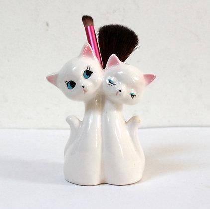 Petits chats vintage kitsch