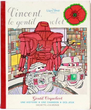 Vincent, le gentil robot