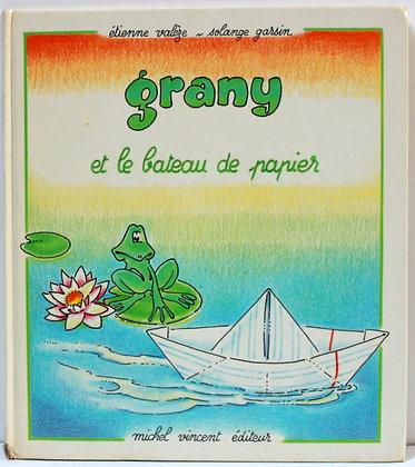 Grany et le bateau de papier