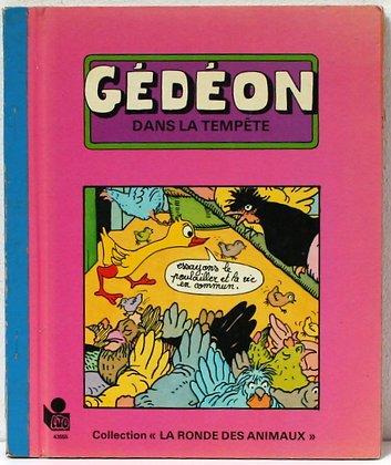 Gédéon dans la tempête