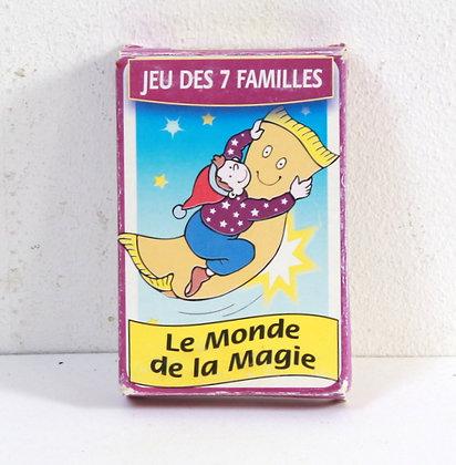 7 familles Le monde de la magie