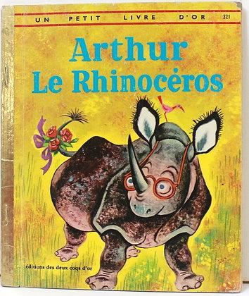 Arthur le rhinocéros
