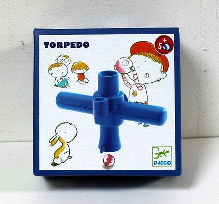 Torpedo jeu de billes Djeco