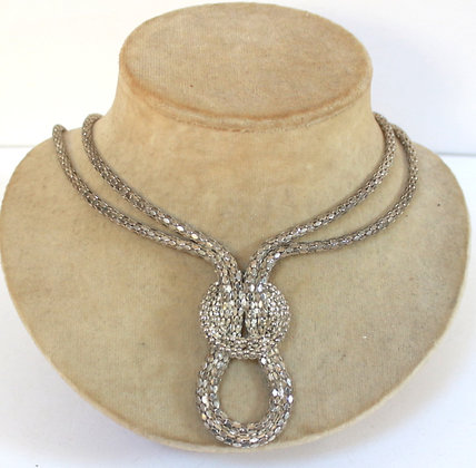Collier mailles 70'