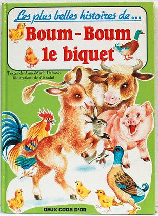 Boum-Boum le biquet