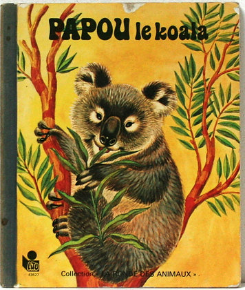 Papou le koala
