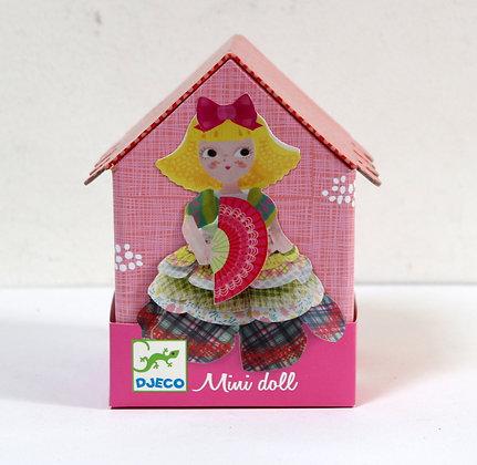 Kit Mini-poupée marquise Djeco