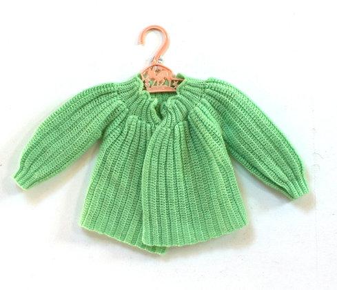 Brassière verte