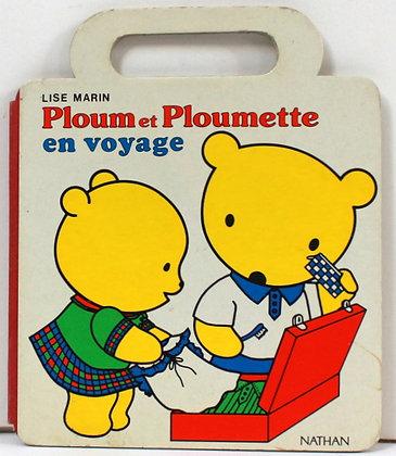 Ploum et Ploumette en voyage