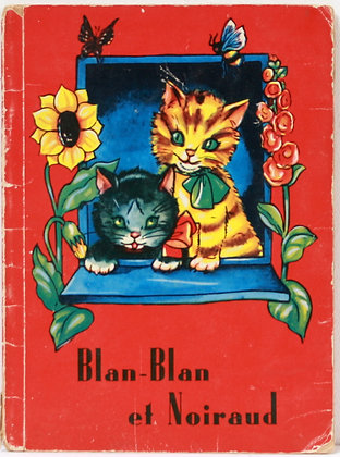 Blan-Blan et Noiraud