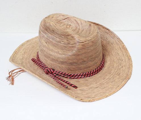 Chapeau western traditionnel vintage de Shuayo